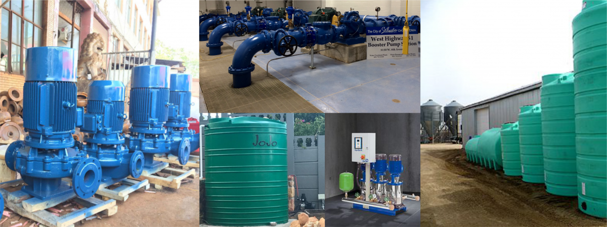 Classen Plumbers Water-Storage-Systems-and-Pumps-Header-borderless Water Storage and Pumps Services